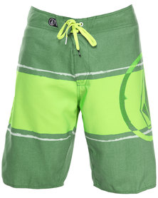 Volcom Commercial Drive Boardshorts Multi