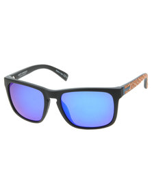 Von Zipper Lomax Party Animal Sunglasses Black