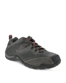 Weinbrenner Performance Outdoor Lace Up Boots Grey