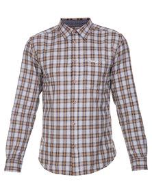 Wrangler Oklahoma Shirt Tabacco