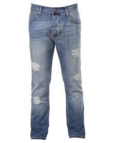 Wrangler Ben Jeans Blue