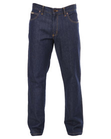 Wrangler Texas Straight Leg Jeans Ink