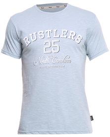 Wrangler Rustlers Tee Grey