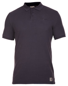 Wrangler Polo Shirt Black