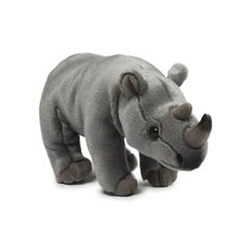 WWF Rhino Teddy Plush Toy