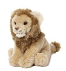 WWF Lion Teddy Plush Toy