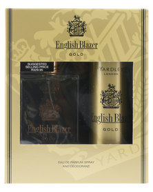 Yardley English Blazer Gold 100ml Deo