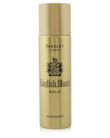 Yardley English Blazer Gold Deodorant 125ml