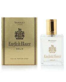 Yardley English Blazer Gold EDP 100ml