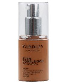 Yardley Even Complexion Foundation Hazel