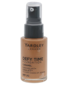 Yardley Foundation Defy Time Caramel R30 OFF