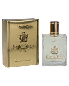 Yardley English Blazer Gold EDP 100ml Save R60