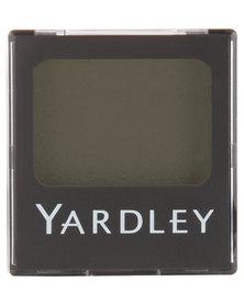 Yardley Mono Eyeshadow Gunmetal Green
