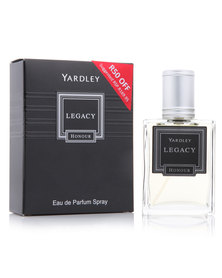 Yardley Value Offer Legacy Honour 50ml EUA de Parfum