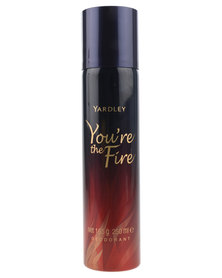 Yardley You're The Fire For Him Deo 250ml