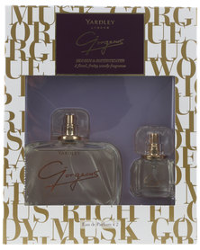 Yardley Gorgeous 100ml and 15ml EDP
