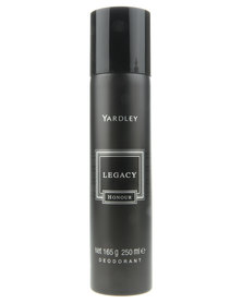 Yardley Legacy Honour 250ml Deodorant