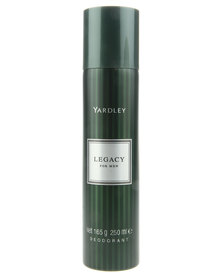 Yardley Legacy 250ml Deodorant