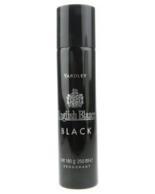 Yardley English Blazer Black Deodorant 250ml