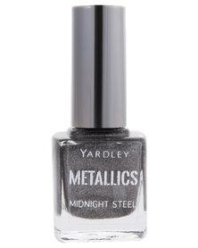 Yardley Metallic Nail Polish Starry Night