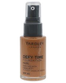 Yardley Foundation Defy Time Hazel R30 OFF