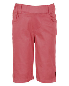 Zillycat Classic Pull-on Pants Red
