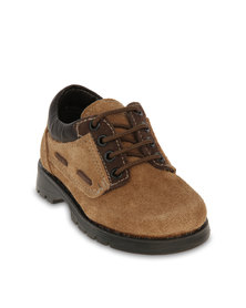 Zillycat Lace-Up Casual Shoes Brown