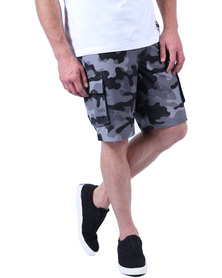 Zoo York MK2 Cargo Shorts Grey