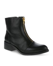 Zoom Tatiana Ankle Boots Black