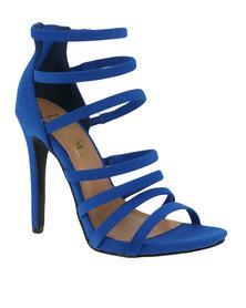 ZOOM Exclusive Justine High Heel Cobalt