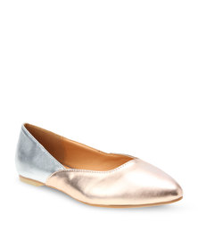Zoom Amy Pumps Silver