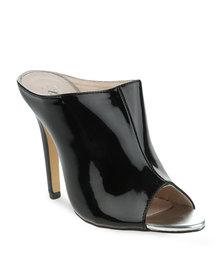 Zoom Scarlit Slip-On Heels Black