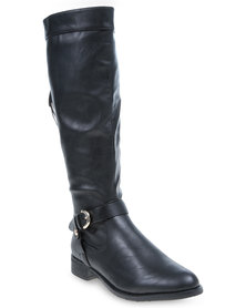 Zoom Kate 1 Boots Black