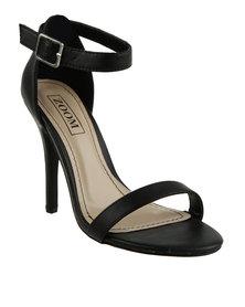 ZOOM Dolce Heels Black