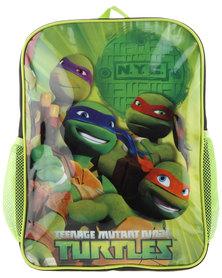 Zoom Turtles Backpack Green