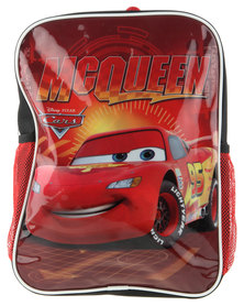 Zoom Cars Backpack Red