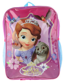 Zoom Sofia The First Backpack Pink