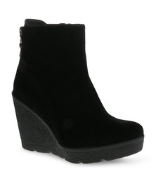 Zoom Princess Boots Black