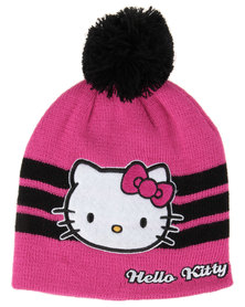 Zoom Hello Kitty Beanie Pink