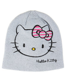 Zoom Hello Kitty Beanie Grey