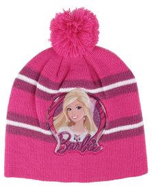 Zoom Barbie Beanie Pink