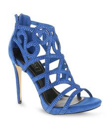 Zoom Perri Heels Blue