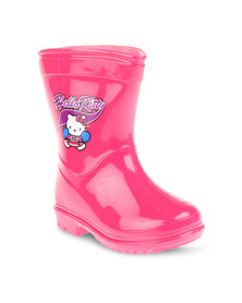 Hello Kitty Rainboots Pink