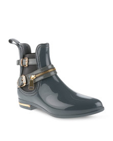 Zoom Cameo Ankle Boots Grey