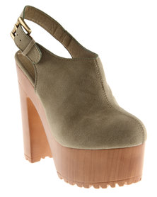ZOOM Chey Mule Olive