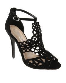 Zoom Princess Heels Black