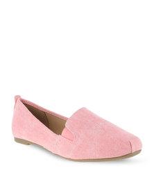Zoom Teresa Slip-Ons Pink