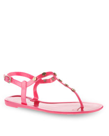 Zoom Ravyn Sandals Fuchsia