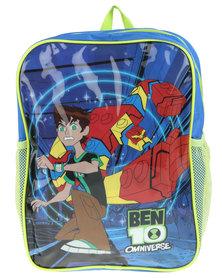 Zoom Ben Ten Backpack Blue