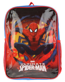 Zoom Spider-Man Backpack Red